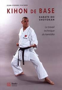 livre-karate-jean-pierre-fisher