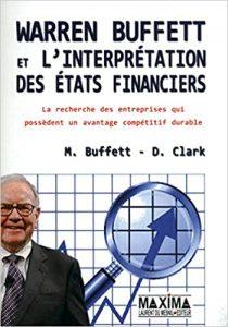 warren buffett - et l'interpreatation des etats financiers